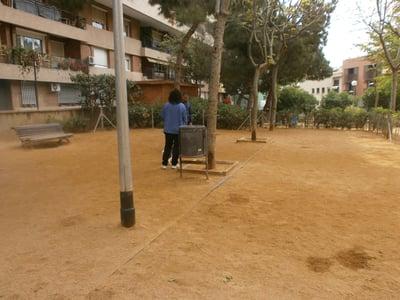 pipican-barcelona-sarria-Plaza-Rosa-Sabater
